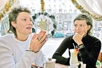 Вероника и Виктория Павлович. интервью.