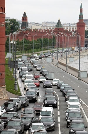 С 1 августа на ряде участков улично-дорожной сети Москвы разрешенная скорость движения транспортных средств...