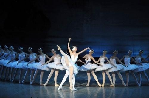 балет, чайковский, большой, театр