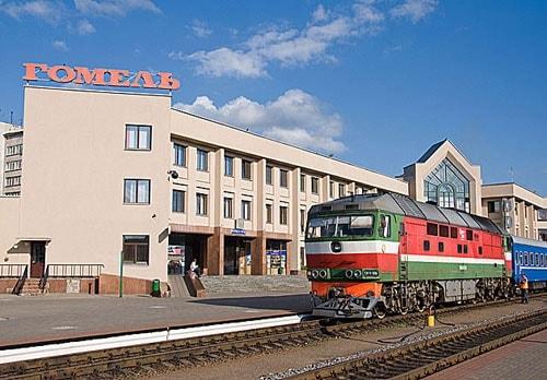 поезд, гомель, минск, 679