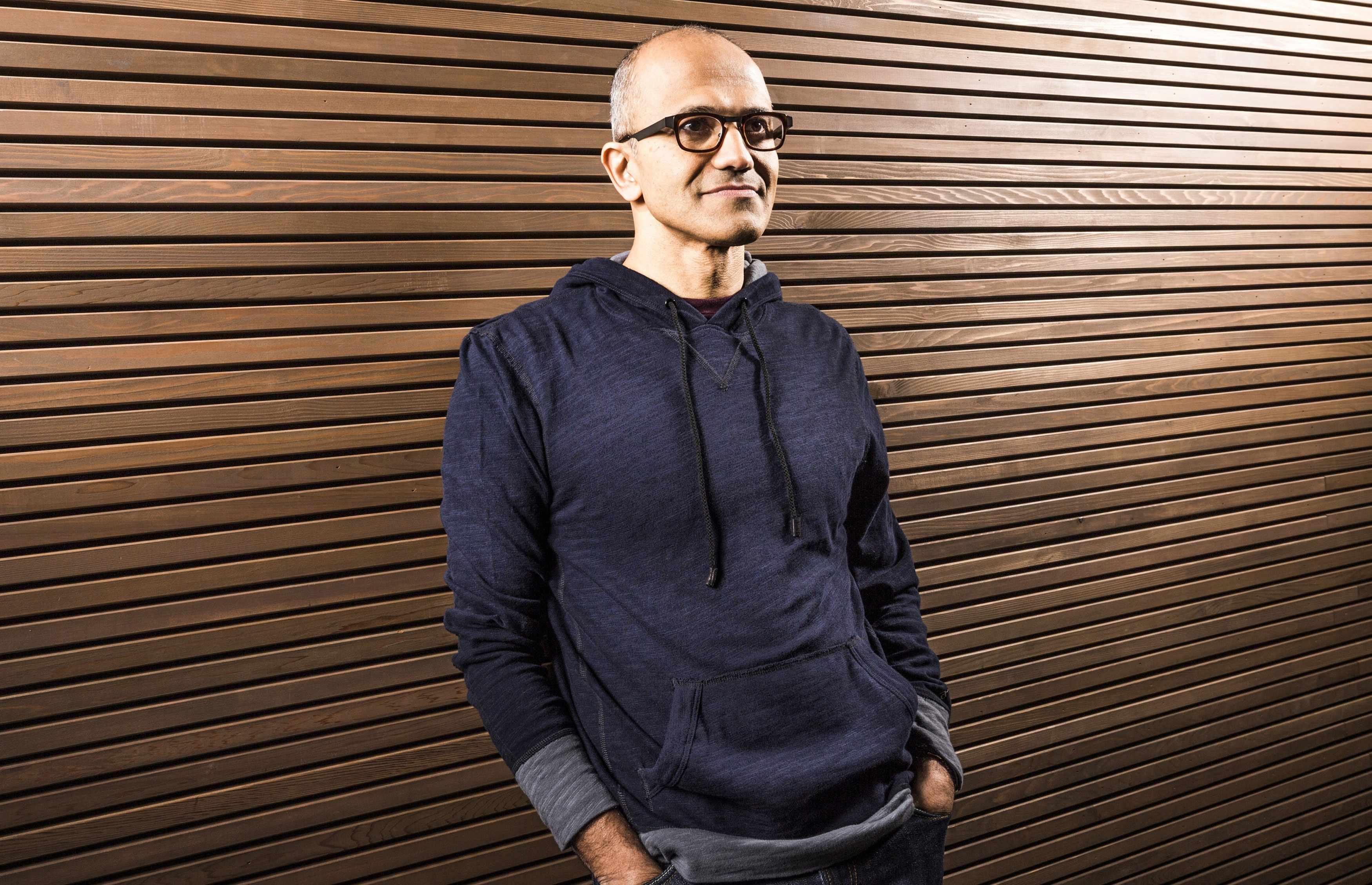 Зарплата нового гендиректора Microsoft Сатьи Наделлы составит 1,2 миллиона долларов