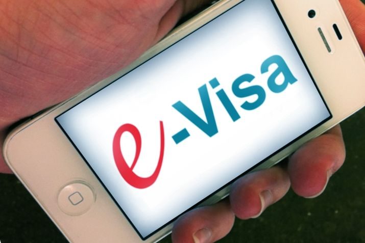 электронная виза