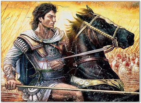 Македонского царя александра