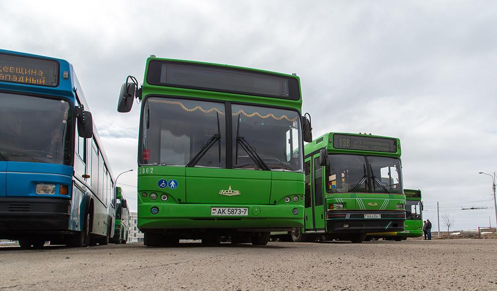 Могилевские подростки взломали пять автобусов