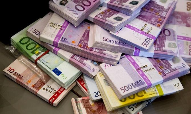 куча евро