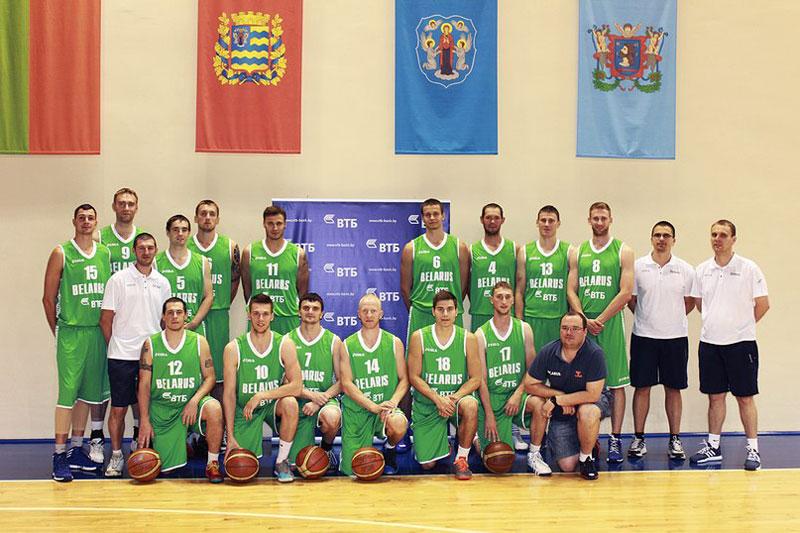 молодежная сборная беларуси по баскетболу