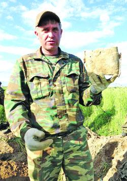 Евгений Колосунин: Здесь сражалась 160-я стрелковая дивизия — так называемая горьковская.