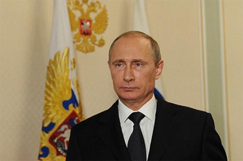 Президент России записал видеообращение относительно событий на Украине