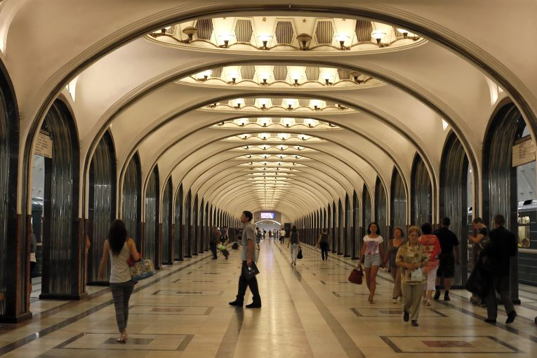 Руководитель московского метрополитена Иван Беседин освобожден от своей должности