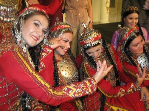 туркменки