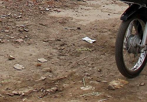 В Гомельской области на мопеде разбился водитель без прав