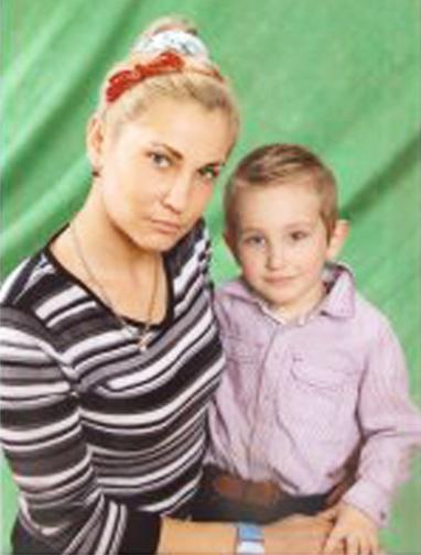 В Могилеве ищут пропавшую без вести мать с малолетним сыном