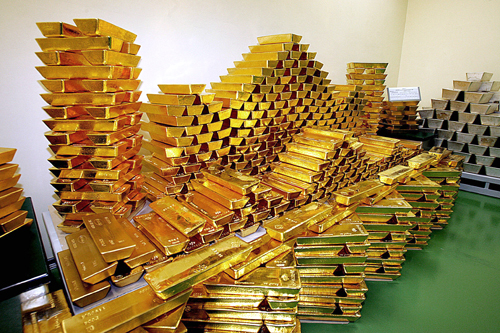 В Беларуси стало на $1 млрд больше золота