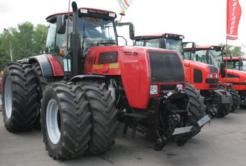 Беларусь увеличивает поставки своих тракторов в Египет