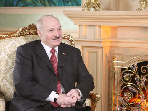 Александр Лукашенко даст интервью сербским СМИ