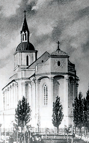 Vytautas' Fara Church