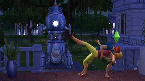 В России детям запретили играть в The Sims 4