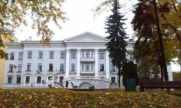 здание лечкомиссии