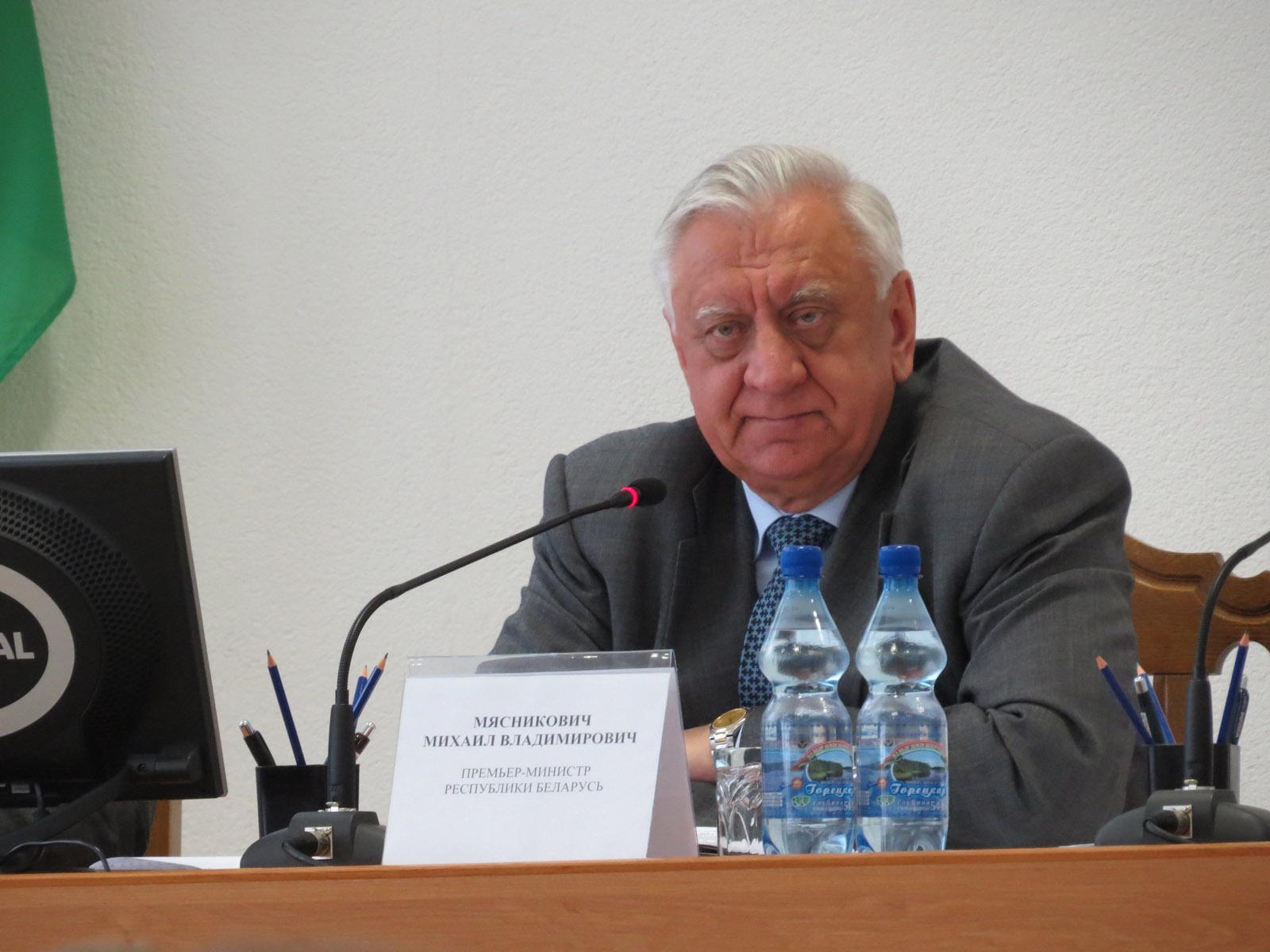 Мясникович назвал причину роста долгов в АПК Беларуси