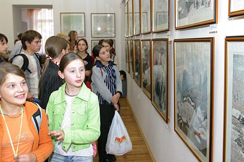 В Беларуси началась Международная неделя художественного образования