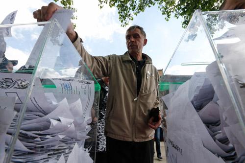 Украинские граждане смогут проголосовать за своего президента в Минске и Бресте