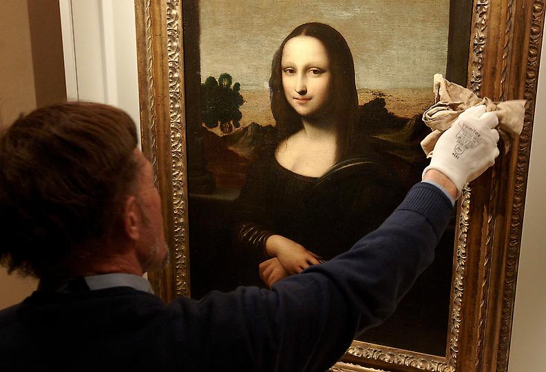 Белорусы смогут увидеть выставки Лувра, Орсэ, замков Версаля и Фонтенбло