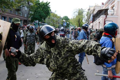 В Одессе для самозащиты создают территориальной батальон