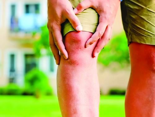 Чем лечить больные суставы ног