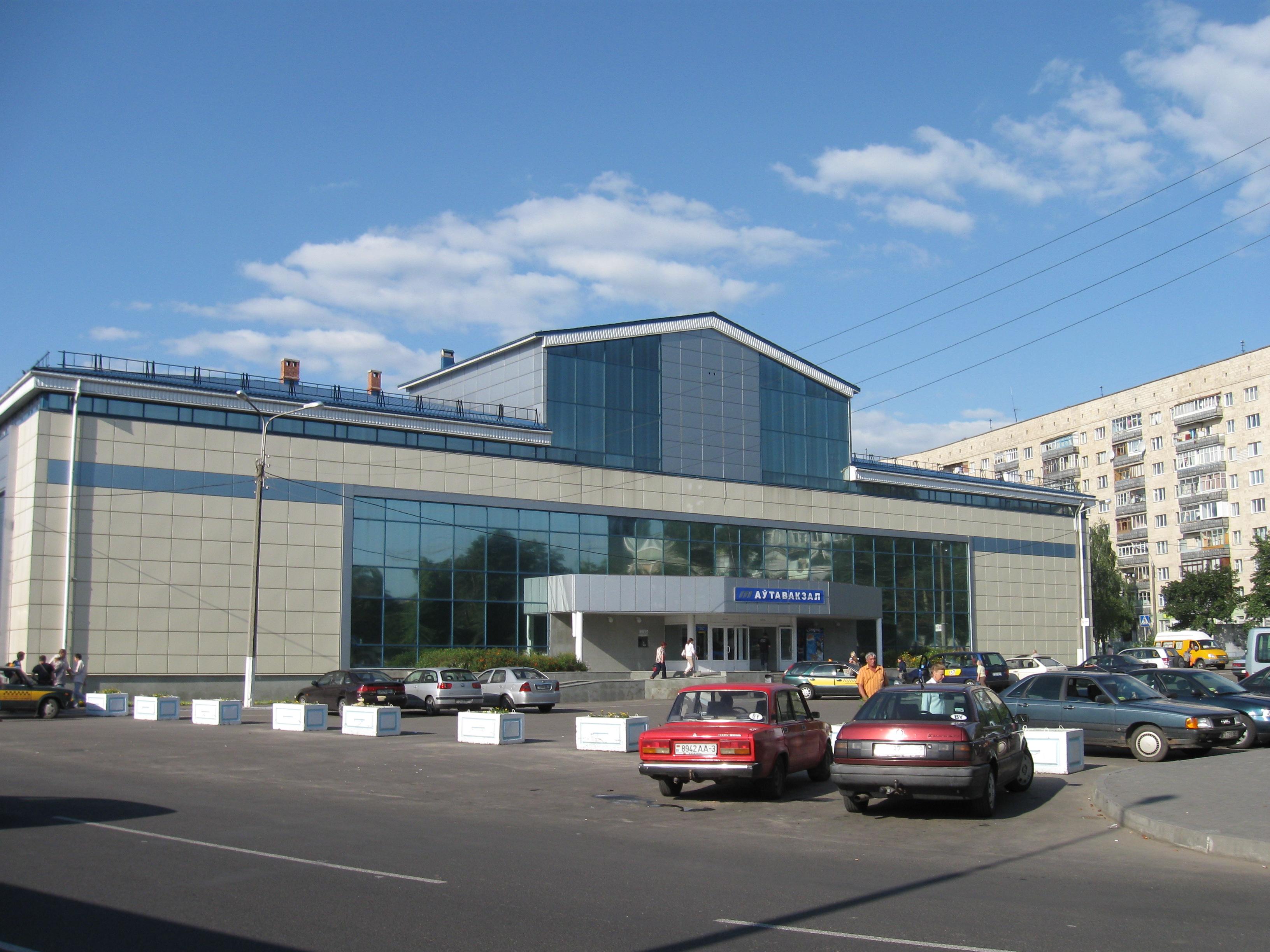 Гомельский автовокзал и Минсктранс отменили рейсы до Киева