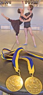 Порно юные балерины первый раз в ротикаэ