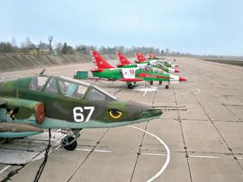 В военном параде в Минске примут участие лидские лётчики