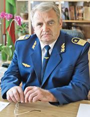 Начальник Минского метрополитена Ростислав Юреня