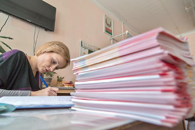 о сокращении бумажной отчетности сожалению, даже