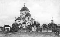 Мстиславль. Тупичевский монастырь. Начало ХХ века.