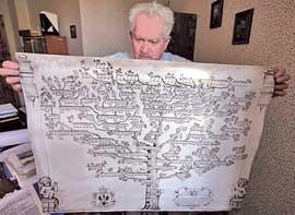 радзивиллы генеалогическое древо