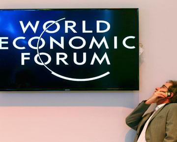 давос, экономический форум