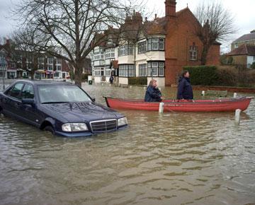 наводнение, великобритания, стихия
