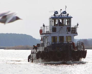 речной флот транспорт