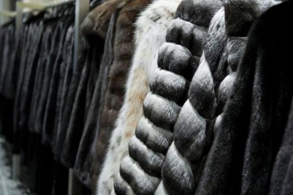 Крупную партию шуб из натурального меха, кожаных курток и пальто обнаружили на съемной квартире 39-летней могилевчанки