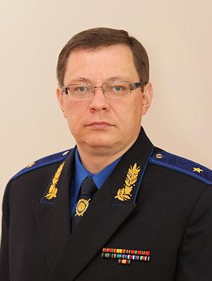 Председатель Государственного комитета судебных экспертиз Беларуси Андрей Швед