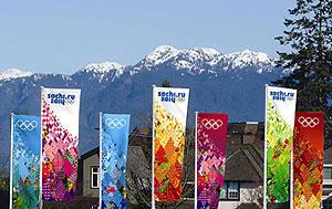 В Сочи сегодня будет зажжен огонь XI зимних Паралимпийских игр
