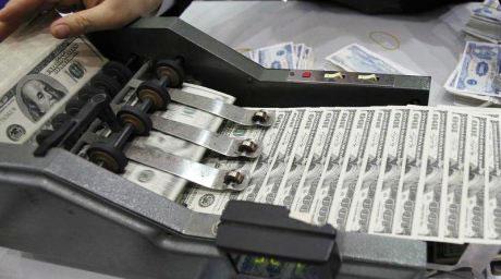 печатают доллары