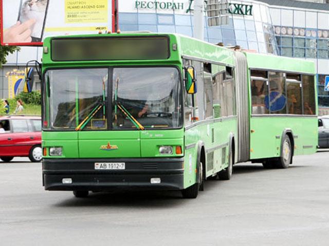 автобус минск