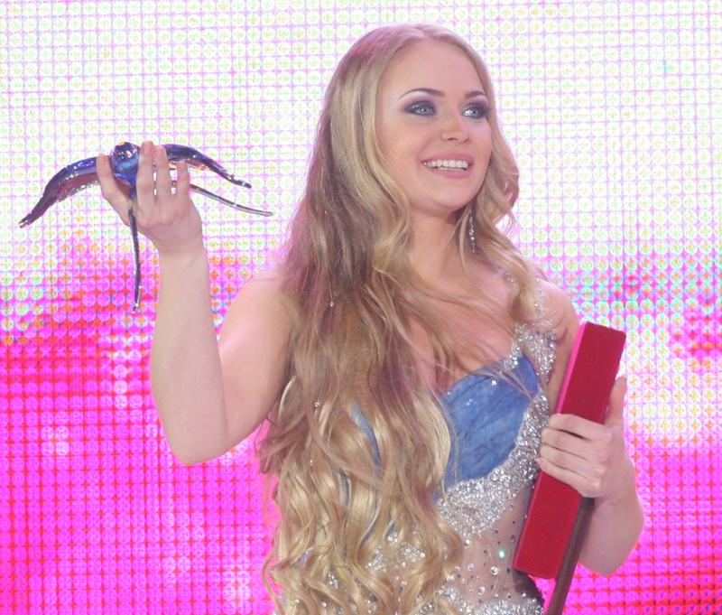 Алена Ланская будет судить «Евровидение-2014» в Бельгии