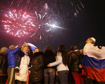 Результаты референдума в Крыму: за воссоединение с РФ проголосовали 96,77% крымчан