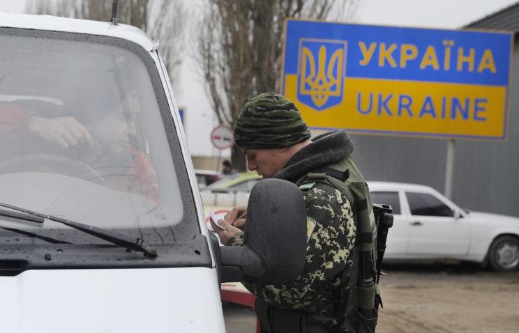 границы украины