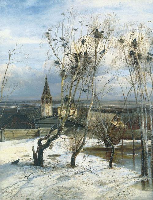 Белорусские синоптики обещают 20 марта дождь и мокрый снег на большей части территории страны