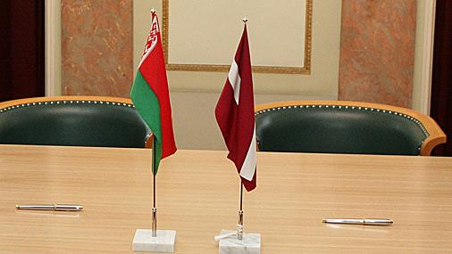 Владимир Макей обсудил в Риге отношения Беларуси с Евросоюзом
