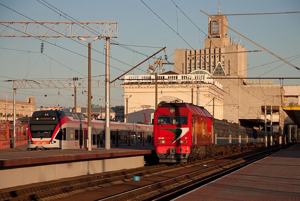В Беларуси появится услуга по заказу такси из поезда