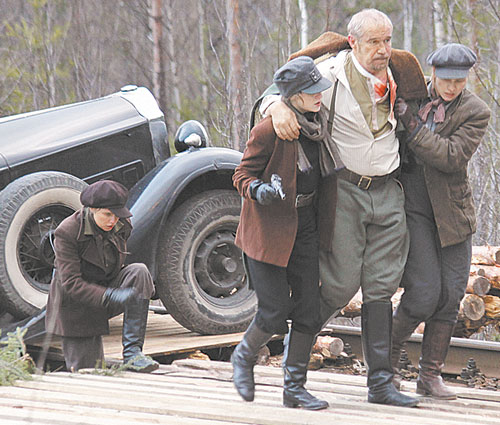 Бикович очаровал Собчак Бондарчук Александрову и других
